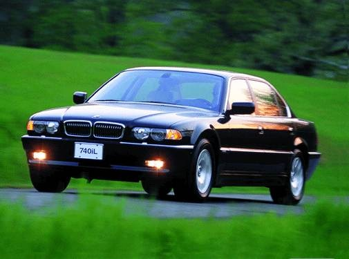 2001 Bmw 7 Series Values Cars For Sale Kelley Blue Book