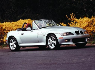 2001 Bmw Z3 Pricing Reviews Ratings Kelley Blue Book