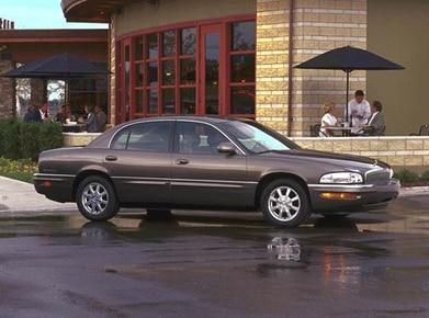 Buick Park Avenue Frontside Buprk X on 2000 Buick Park Avenue Review