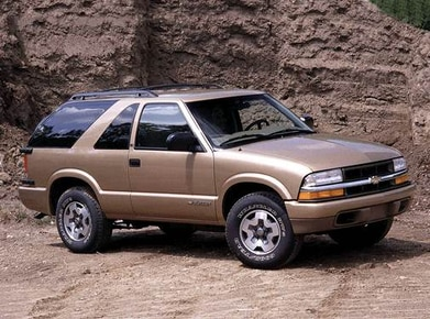 2001 Chevrolet Blazer Prices, Reviews & Pictures | Kelley ...