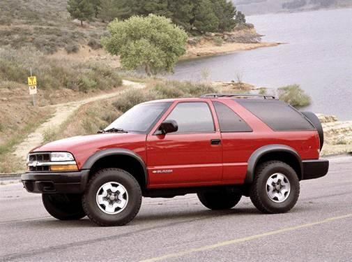 2001 Chevrolet Blazer Values Cars For Sale Kelley Blue Book