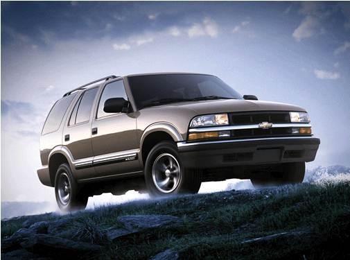 Used 2001 Chevrolet Blazer Sport Utility 4d Prices Kelley Blue Book