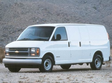 2001 Chevrolet Express 3500 Cargo | Pricing, Ratings, Expert