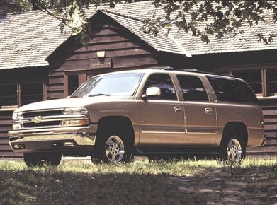2001 Chevrolet Suburban 1500 Pricing Reviews Ratings