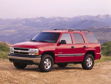 2001 Chevrolet Tahoe | Pricing, Ratings, Expert Review
