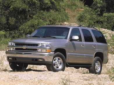 2001 Chevrolet Tahoe Prices, Reviews & Pictures | Kelley ...