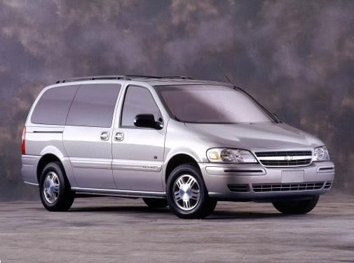 2001 Chevrolet Venture Passenger