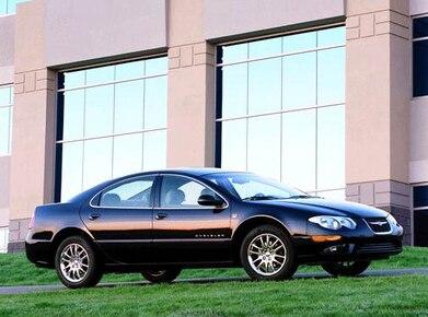 2001 Chrysler 300M | Pricing, Ratings, Expert Review