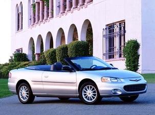 Used 2001 Chrysler Sebring Values Cars For Sale Kelley Blue Book