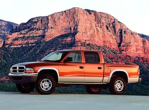 2001 Dodge Dakota Quad Cab