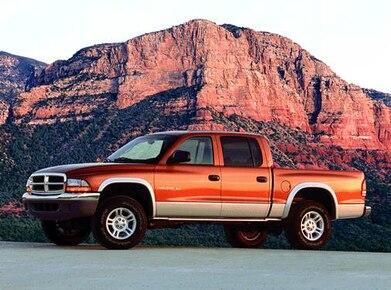 2001 Dodge Dakota Quad Cab | Pricing, Ratings, Expert Review
