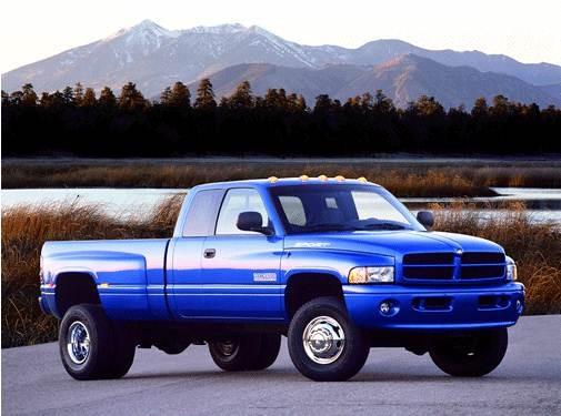 2001 Dodge Ram 2500 Quad Cab | Pricing, Ratings, Expert Review