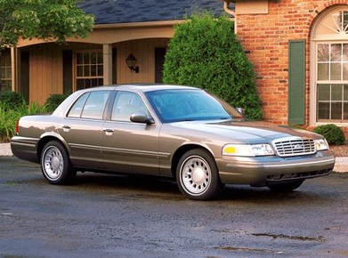 Used 2001 Ford Crown Victoria Values Cars For Sale Kelley Blue