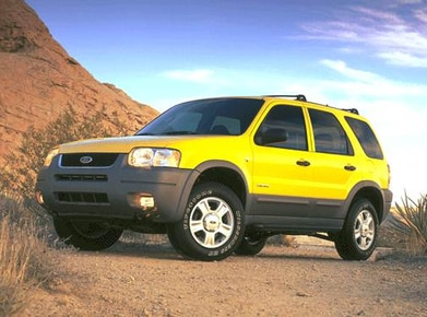 Used 2001 Ford Escape Values Cars For Sale Kelley Blue Book