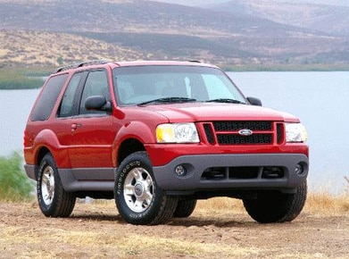 2001 Ford Explorer Sport Prices Reviews Pictures Kelley Blue Book
