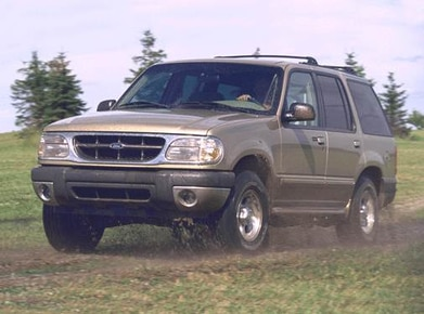 2001 Ford Explorer Pricing Reviews Ratings Kelley Blue Book