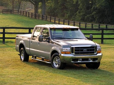 2001 Ford F250 Super Duty Crew Cab Pricing Ratings