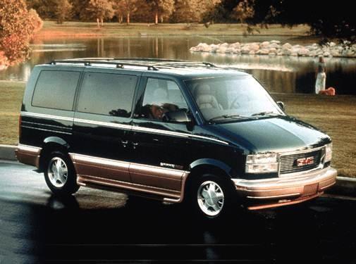2001 GMC Safari Passenger | Pricing, Ratings, Expert Review | Kelley