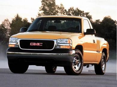Used 2001 Gmc Sierra 2500 Regular Cab Values Cars For Sale