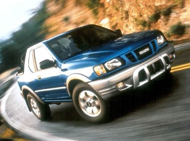 2001 Isuzu Rodeo Sport | Pricing, Ratings, Expert Review