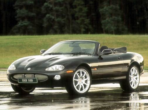 Used 2001 Jaguar XK XKR Silverstone Convertible 2D Prices ...