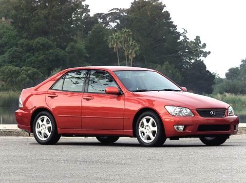 2001 Lexus Is Values Cars For Sale Kelley Blue Book