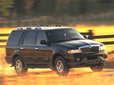 2001 Lincoln Navigator   Pricing, Ratings, Expert Review