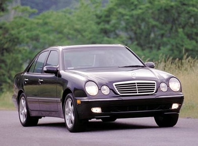 2001 Mercedes-Benz E-Class Pricing, Reviews & Ratings