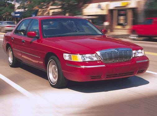 used 2001 mercury grand marquis ls sedan 4d prices kelley blue book 2001 mercury grand marquis ls sedan 4d