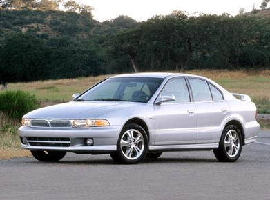 2001 Mitsubishi Galant Prices Reviews Pictures Kelley Blue Book
