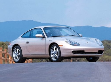 2001 Porsche 911 Pricing Reviews Ratings Kelley Blue Book