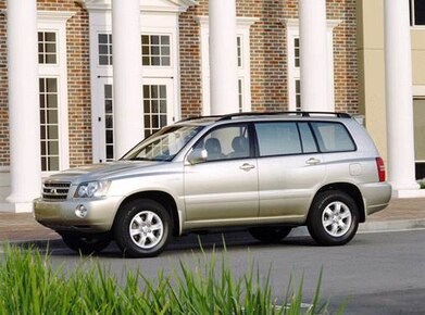2001 Toyota Highlander | Pricing, Ratings, Expert Review