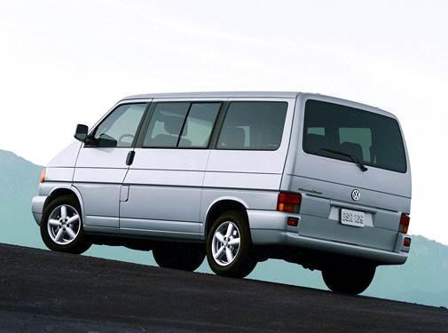 2001 Volkswagen Eurovan | Pricing, Ratings, Expert Review