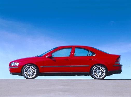 2001 Volvo S60 Pricing Ratings Expert Review Kelley