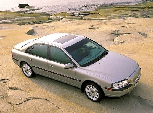 2001 Volvo S80 Pricing Ratings Expert Review Kelley Blue Book