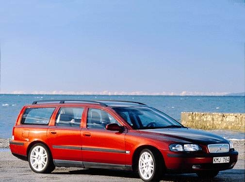 2001 Volvo V70 | Pricing, Ratings, Expert Review | Kelley Blue Book