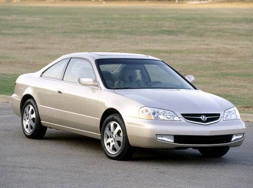 2002 Acura CL | Pricing, Ratings, Expert Review | Kelley Blue Book