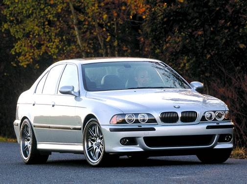 2002 Bmw M5 Values Cars For Sale Kelley Blue Book