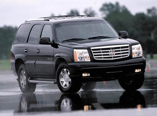 2002 Cadillac Escalade | Pricing, Ratings, Expert Review