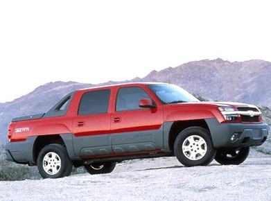 Used 2002 Chevrolet Avalanche 1500 Values Cars For Sale Kelley