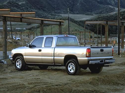 2002 Chevrolet Silverado 1500 Extended Cab | Pricing