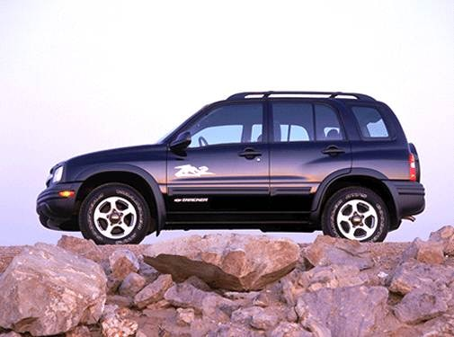 2002 Chevrolet Tracker Values Cars For Sale Kelley Blue Book