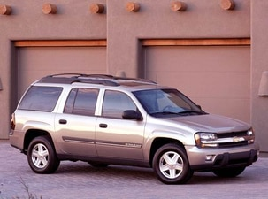 Used 2002 Chevrolet Trailblazer Extended Sport Utility 4d Prices Kelley Blue Book