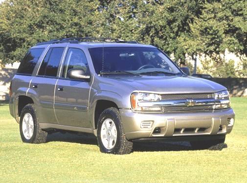 2002 Chevrolet TrailBlazer | Pricing, Ratings, Expert Review