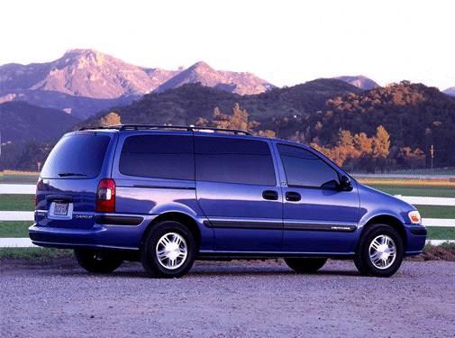 2002 Chevrolet Venture Passenger