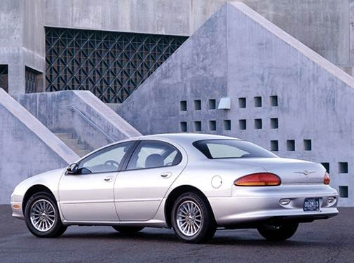 The Best 2000 Chrysler Concorde Lx