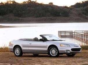 Used 2002 Chrysler Sebring Values Cars For Sale Kelley Blue Book