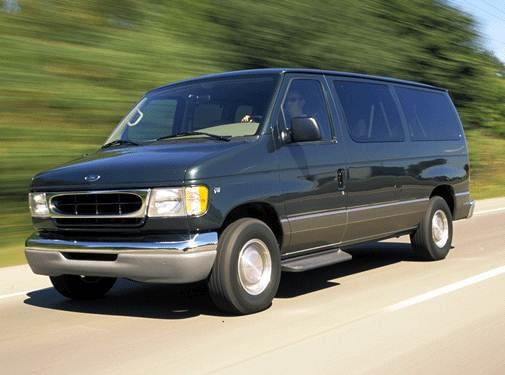 2002 Ford Econoline E150 Passenger | Pricing, Ratings