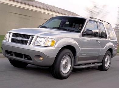 2002 Ford Explorer Sport Prices Reviews Pictures Kelley Blue Book