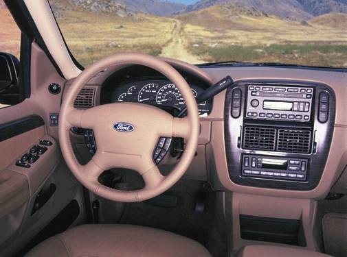Used 2002 Ford Explorer Values Cars For Sale Kelley Blue Book